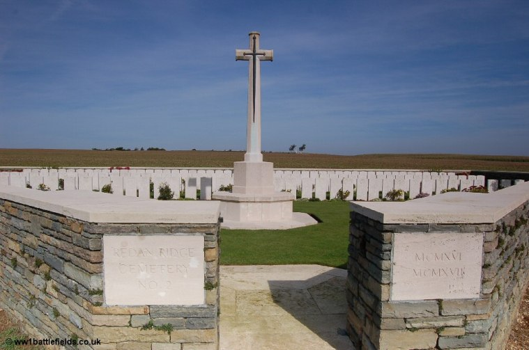 Redan Ridge No. 2 Cemetery