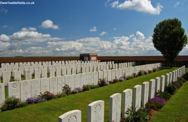 Waggon Road Cemetery