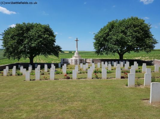 Point 110 Old Military Cemetery