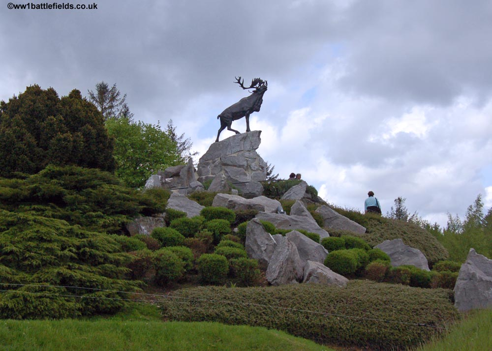 Newfoundland Memorial at Beaumont Hamel