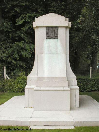 12th Yorks & Lancs Memorial, Serre