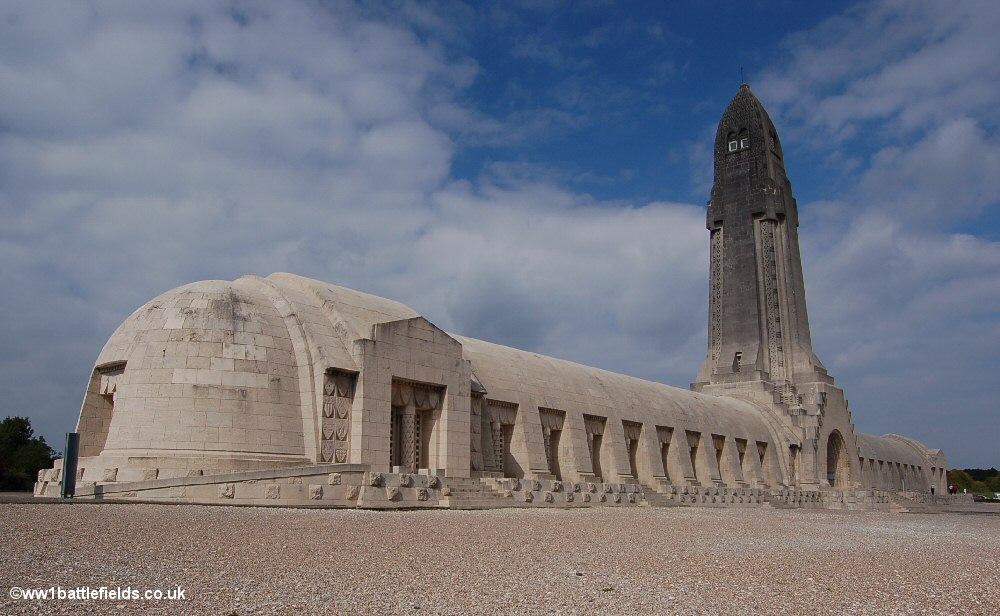 The Ossuary, Verdun