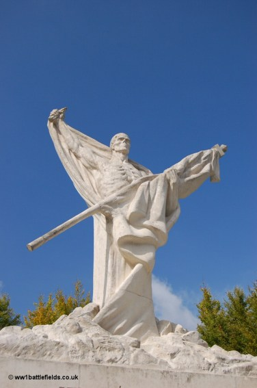 Mort-Homme 'Skeleton Memorial, Verdun