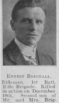 Ernest Brignall