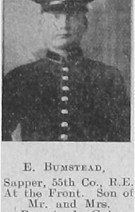 E. Bumstead