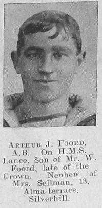 Foord, Arthur J