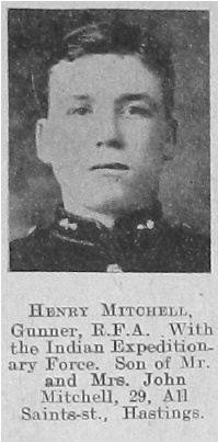 Mitchell, Henry