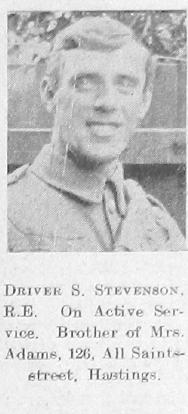 Sidney Stevenson