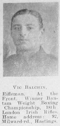 Victor A Balchin