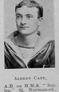 Albert Catt
