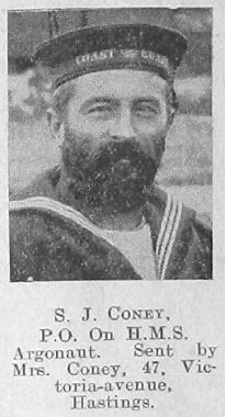 Coney, S J