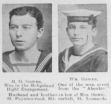 Gower, Harry George