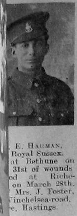E Harman