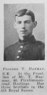 T Hayman