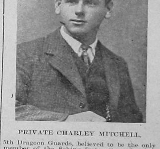 Charley Mitchell