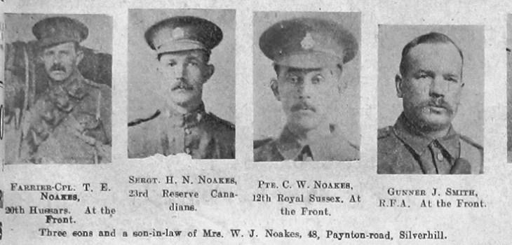 Noakes & Smith