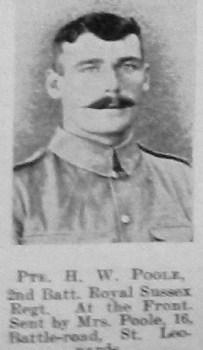 H W Poole