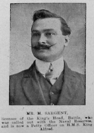 M Sargent