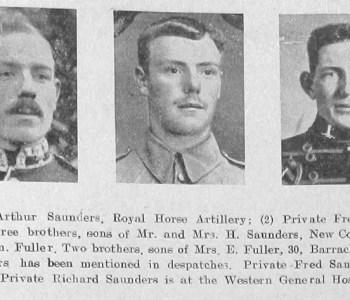Saunders, Fuller
