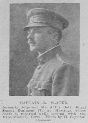 L Slater