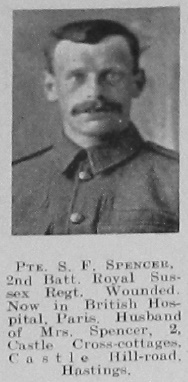 S F Spencer