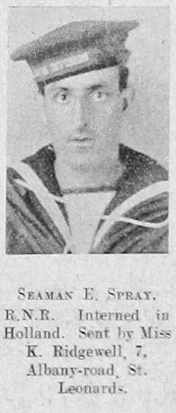 Ernest Spray