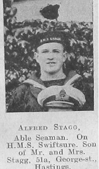 Alfred Stagg