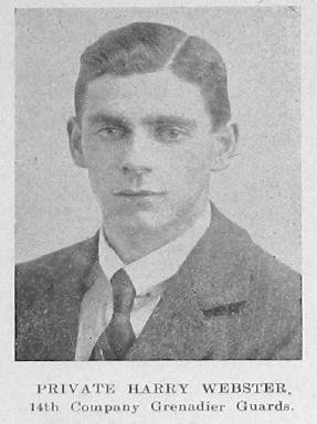 Harry Webster