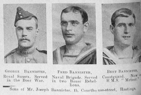 Bannister, Bert