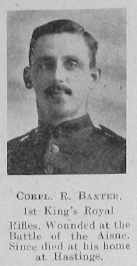 Baxter, Robert Samuel
