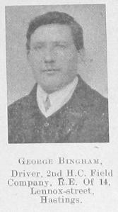 Bingham, George
