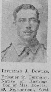 J Bowles