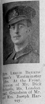 Leslie Breeds