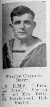 Walter Charles Britt