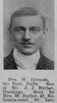 W Butler