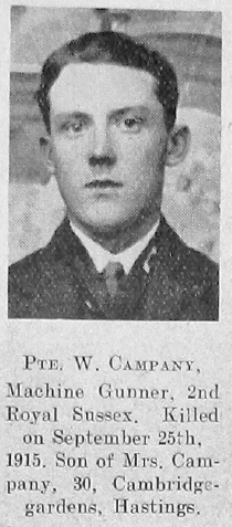 Campany, William Charles