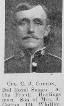 C J Cotton