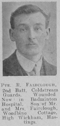 R Fairclough