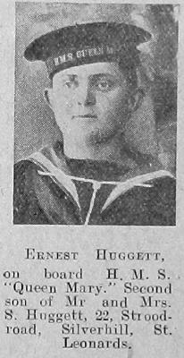 Ernest Huggett