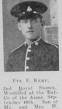 E Kemp