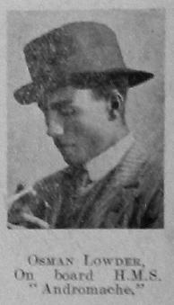 Osman Lowder