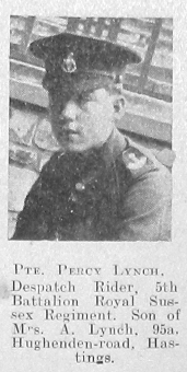 Percy Lynch