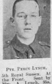Percy Alexander Lynch