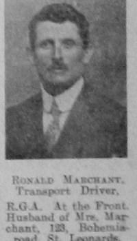 Ronald Marchant