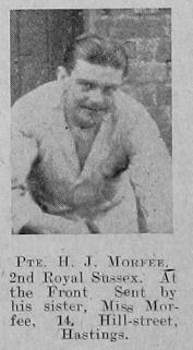 H J Morfee