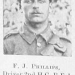 F J Phillips