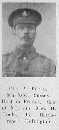 Alfred Poole