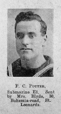 Frederick C Potter