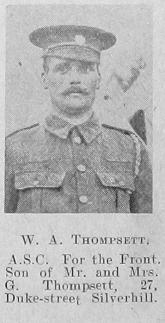 W A Thompsett