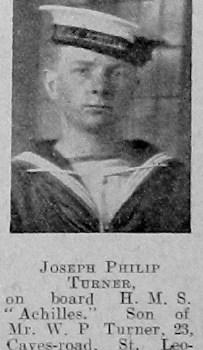 Joseph Philip Turner